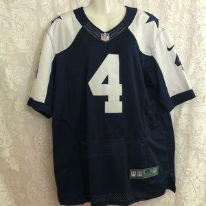 NWT Dallas Cowboys jersey size 48 #4 Prescott